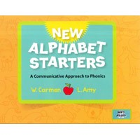 New Alphabet Starters SB + MP3