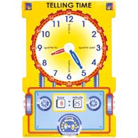 Telling Time (Hands-on Interactive)