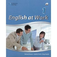 English at Work 1 Student Book + MP3 Audio