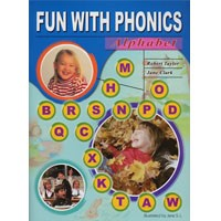 Fun with Phonics Alphabet Student Book + CD
