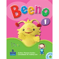 Beeno 1 Student Book + CD