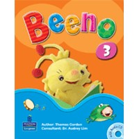 Beeno 3 Student Book + CD