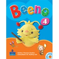 Beeno 4 Student Book + CD