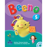 Beeno 5 Student Book + CD