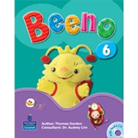 Beeno 6 Student Book + CD