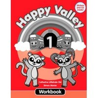 Happy Valley 1 Workbook +CD