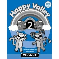 Happy Valley 2WB +CD (Modern English Learning)