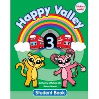 Happy Valley 3 Student Book