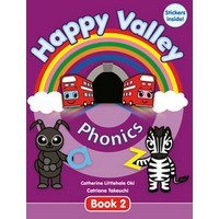 Happy Valley Phonics Book 2 Book