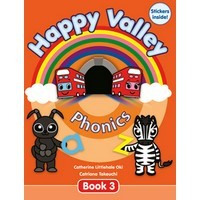 Happy Valley Phonics Book 3 (Modern English)