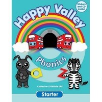 Happy Valley Phonics Book Starter Book