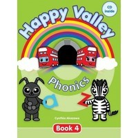 Happy Valley Phonics Book 4 (Modern English)