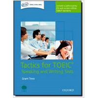 Tactics for TOEIC Speaking and Writing Tests Pack
